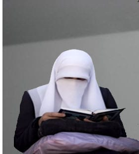 The Muslim Woman and Her Own Self 2