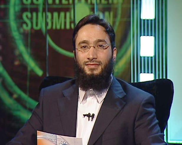 Shaikh Moutasem al-Hameedy 1