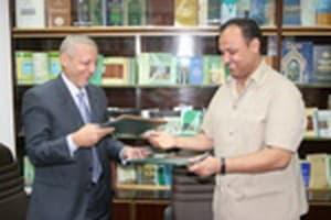 Huda & Al-Tawasul TV channels signed a collaboration protocol