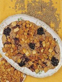 Lentil With Dough 1