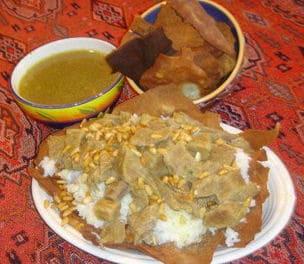 Mansaf, Official meal in Jordan 4