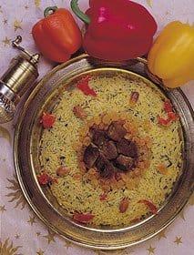 Kabsah Or the Saudi Arabian Rice and Meat 1