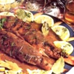 Fish casserole 1