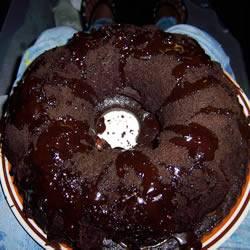 Dark Chocolate Cake 3