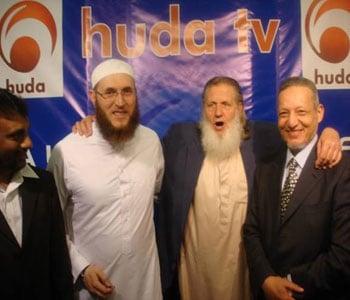 Huda TV participated at Dubai - International Peace Convention