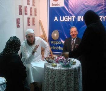 Huda TV participated at Dubai - International Peace Convention 1