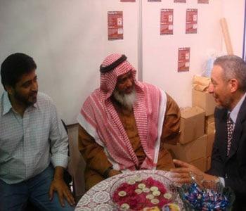Huda TV participated at Dubai - International Peace Convention 2