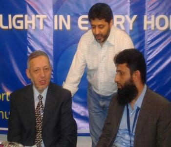 Huda TV participated at Dubai - International Peace Convention 3