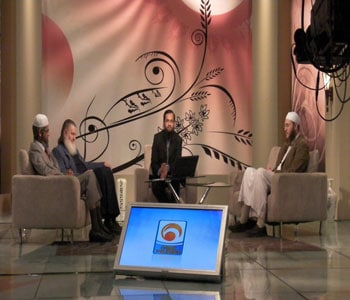 A spectacular episode of Ask Huda 1