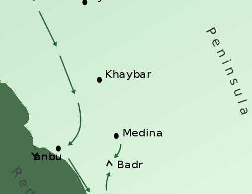 The Battle of Badr 18
