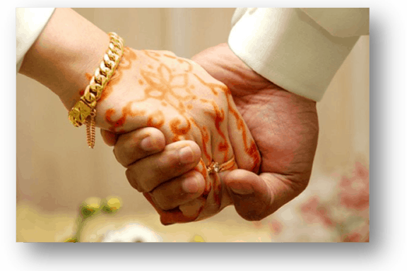The Etiquettes of Marriage and Wedding 9