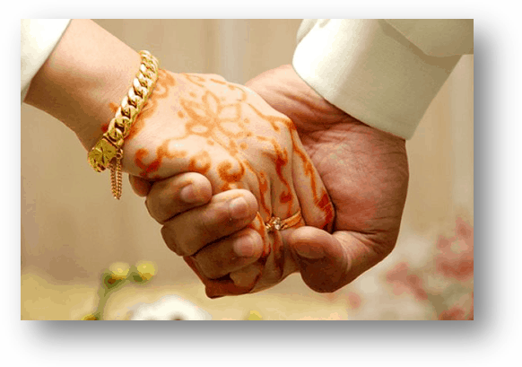The Etiquettes of Marriage and Wedding 1