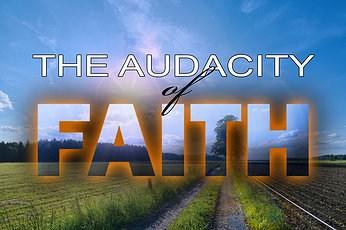 The audacity of faith 1