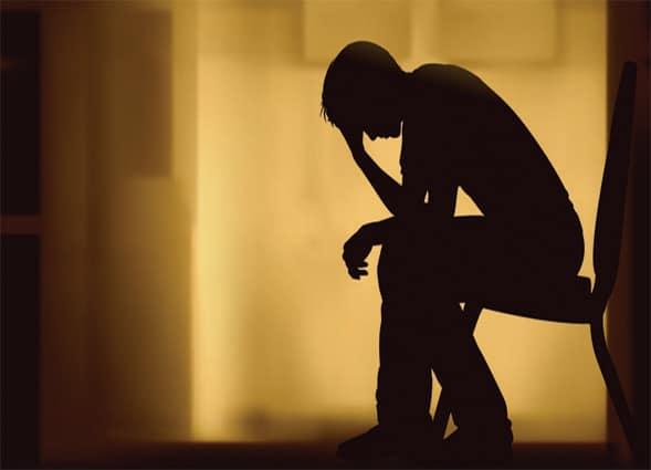 What should be said at distress? 1