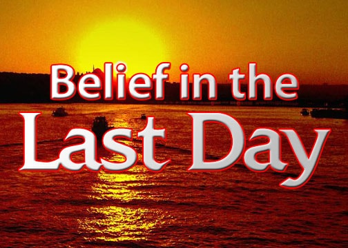 Belief In the day of Resurrection 1