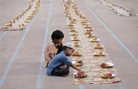 Is Fasting Really About Feeling for the Poor? 3