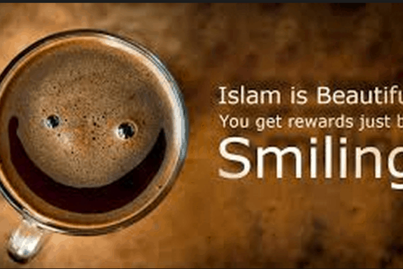Prophet Muhammad's Smile 20