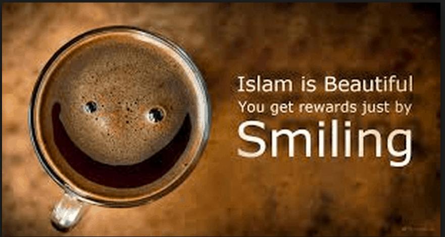 Prophet Muhammad's Smile 1