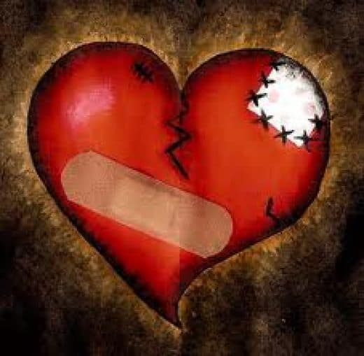 Ten Sicknesses of The Heart 1