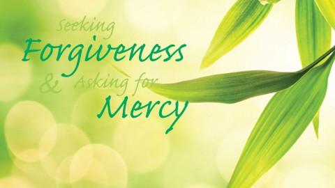 Many Benefits of Seeking Forgiveness 1