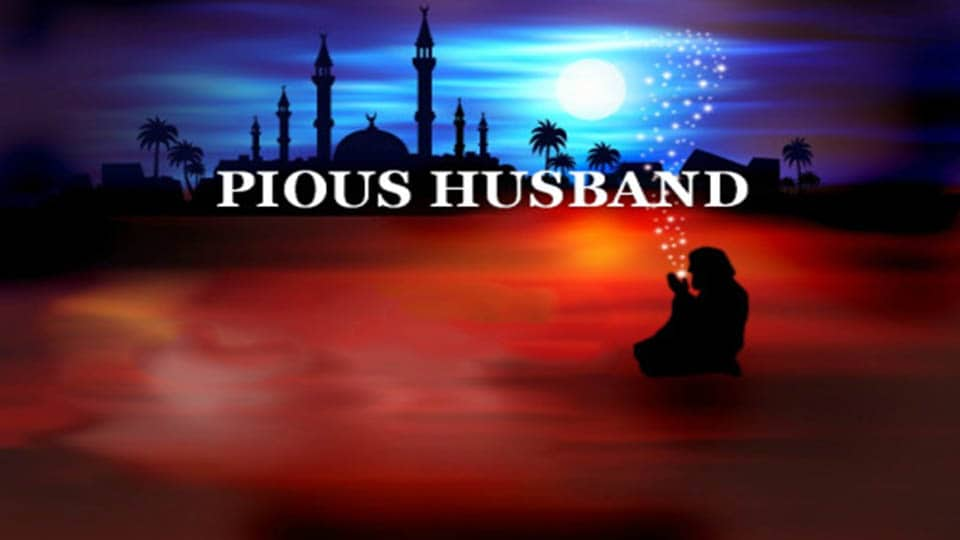 The Very Pious Husband 1
