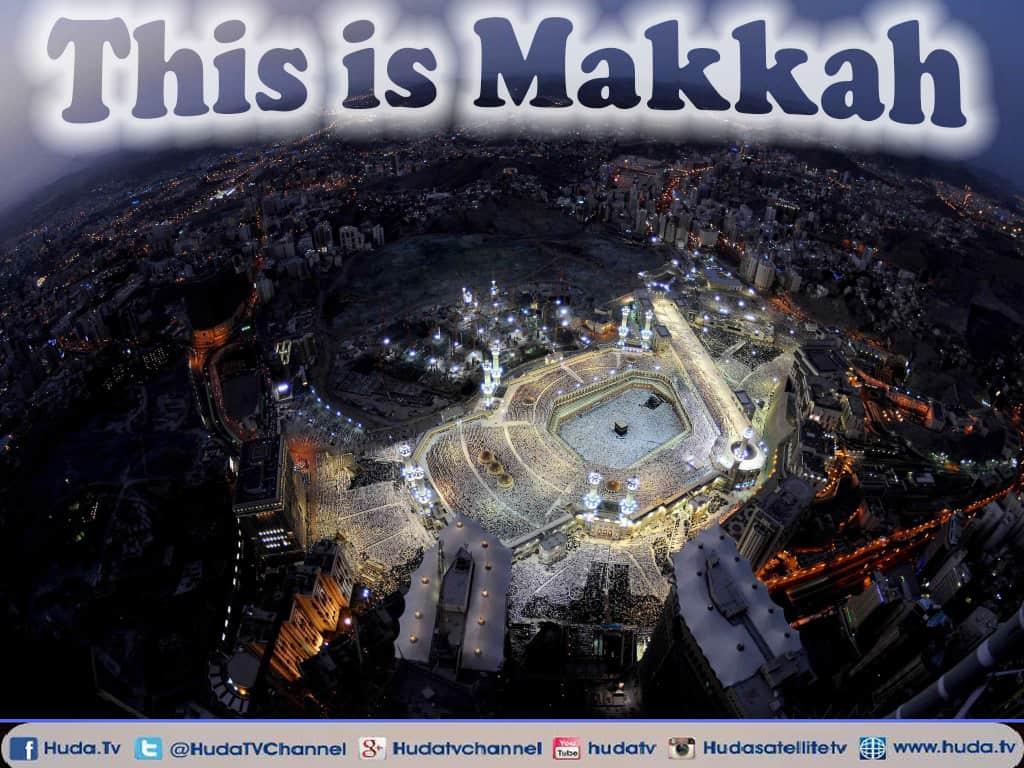 This is Makkah 1