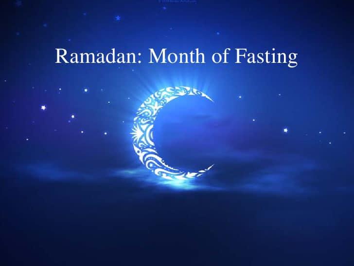 Ramadan And Fasting 1