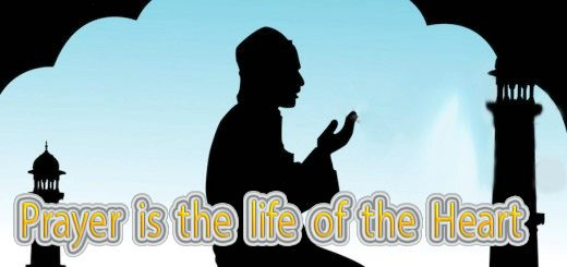 Prayer is the life of the Heart 9
