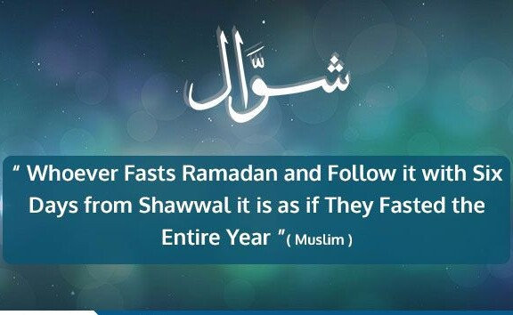 The Virtue of Fasting Six Days in the Month of Shawwâl 19