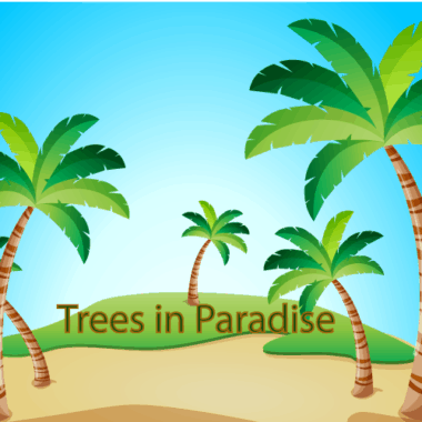 Trees in Paradise 9