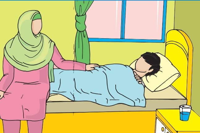 SLEEP ETIQUETTE: SHIELDING SUPPLICATIONS 1