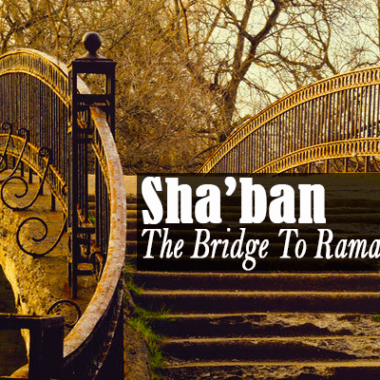 Significance of the month of Sha'ban 9