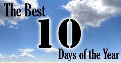The first ten days of Zul-Hijjah Post url: http://iswy.co/euo31 1