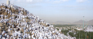 The Best Supplication is on the Day of 'Arafa 1